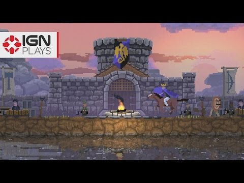 Kingdom: How to Upgrade Walls and Towers to Stone - IGN Plays