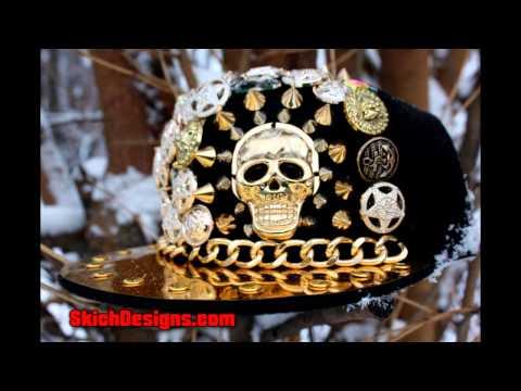 SkichDesigns.com Creative Custom Snapback Hats Collection