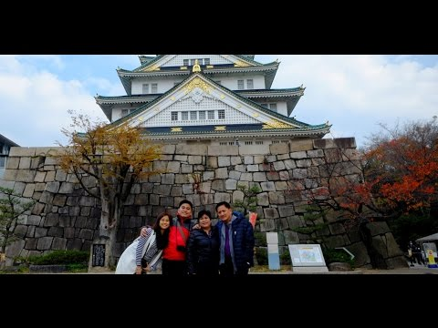 Osaka Castle Tour for FREE Using JR Pass