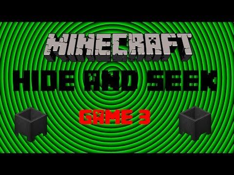 Minecraft   Hide And Seek [Game 3]
