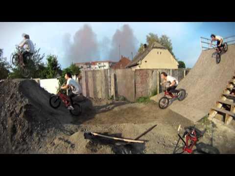 Building a Dirt park!