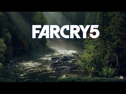 Far Cry 5 Part 21 - Unwelcome Guest Prepper Mission + Wingsuit Misfortunes