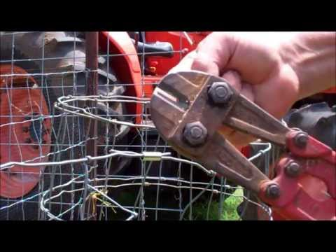 How To Splice A Wire Fence