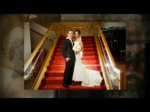 The Renaissance Hotel wedding Columbus Ohio   Whitney and Darryl