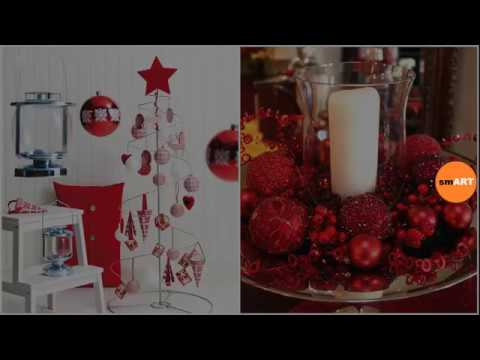 Christmas Home Decorating Ideas - Christmas Lights Decorations