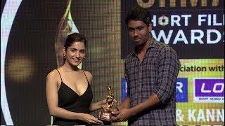 Pantaloons SIIMA Short Film Awards 2019   Best Supporting Actress Winner   Kannada