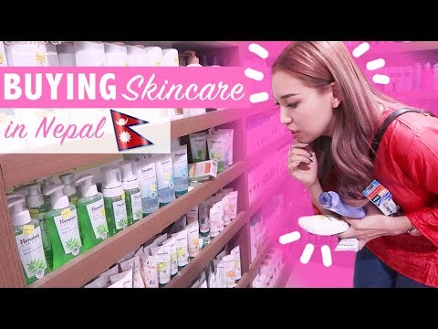 Buying skincare products in Nepal   Meeting Subscribers   Boating in Fewa Lake