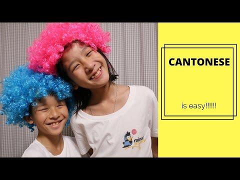 Learn Cantonese is easy!