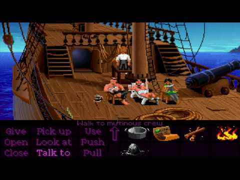 Let's Play The Secret of Monkey Island (Original) - 14
