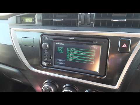 Corolla Voice Recognition Fail...