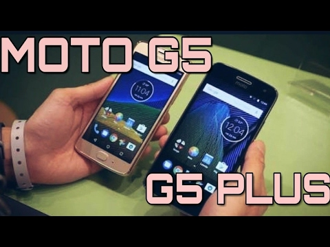 MOTO G5 AND MOTO G5 PLUS  SPECS AND REVIEW.