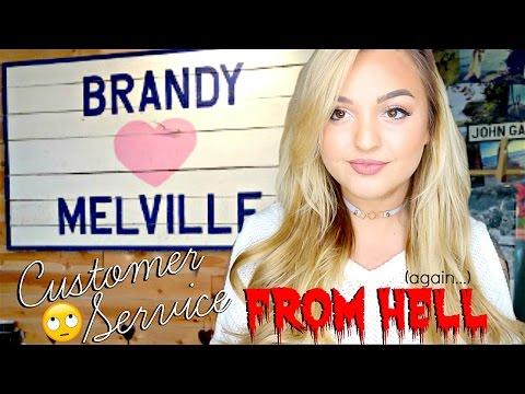 WHY I DISLIKE FOREVER 21 & BRANDY MELVILLE | STORY TIME/RANT
