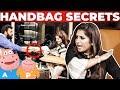 Vj Priyanka Handbag Secrets Revealed  Vj Ashiq  What S Inside The Handbag