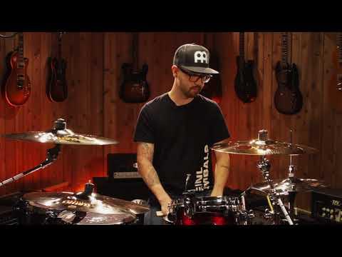 Meinl Classic Custom Dark Cymbals