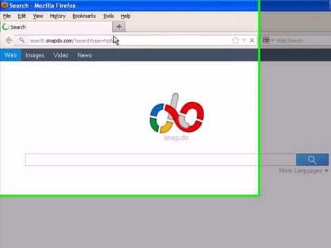 Uninstall Snap.do Toolbar & Remove Search.Snap.do Virus
