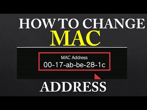 how to change MAC(Physical Address) Without any SOFTWARE in your pc||2017||(HINDI)