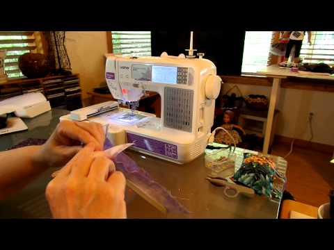 How to Applique with the SE-400 Machine Pt. 1