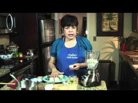 Cuban Creme of Malanga - Crema de Malanga/Yautia