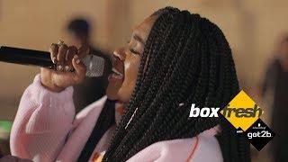 Ray BLK - Doing Me | Box Fresh with got2b