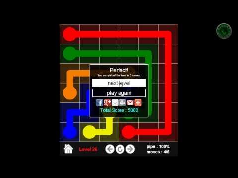 Flow Colors Regular 6x6 Level 21 - 30