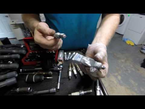 2010 Acura MDX Replace the Spark Plugs