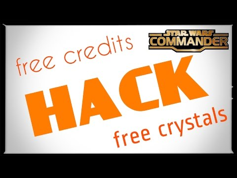 Star Wars Commander Hack - Free Crystals, Alloy and Credits Cheats (iOS & Android) 2017