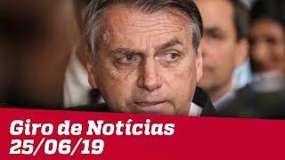 Download Giro de Notícias Jovem Pan - 25/06/19 - Segunda edição Video