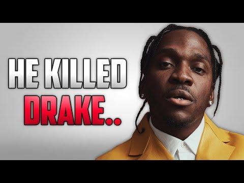 Pusha T Finally Destroys Drake..