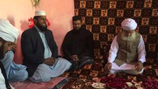 Meri Umar Madine De Tibiyaan Di Punjabi Naat by Muhammad Arshad Tabassum