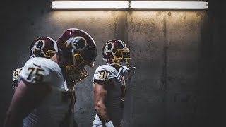 92aa0e8d7 Washington Redskins 2018 Hype .
