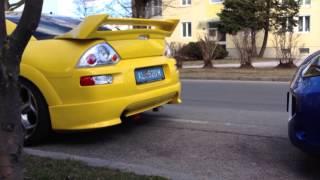 Mitsubishi Eclipse (2000-2005) - Fast & Furious Style