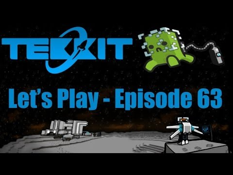 Let's Play Tekkit Main #63 : Switching on the Fusion Reactor