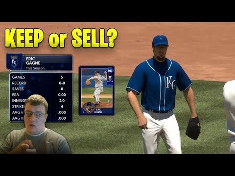 Keep or Sell? Eric Gagne MLB The Show 18 Diamond Dynasty