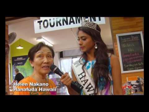 Hanafuda Hawaii at Na Mamea with Host Mahealani