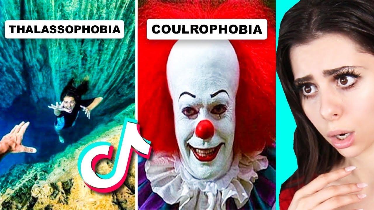 TikToks That Will Reveal Your Phobias !