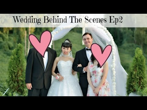 I Make Small Things, Husband Makes Big Things | Perfect Couple Team|Wedding Behind The Scenes Ep2