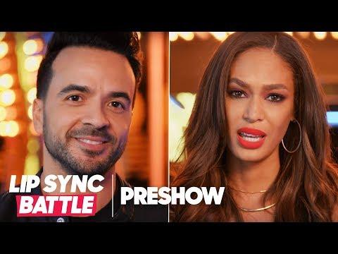 Luis Fonsi vs. Joan Smalls - Puerto Rican Pride🇵🇷! | Lip Sync Battle Preshow
