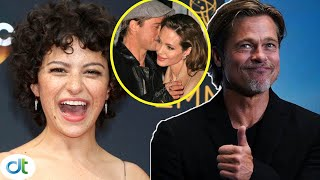 Angelina Jolie and Brad Pitt became closer after arranging his and Alia Shawkat's appointment
