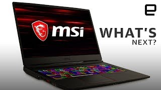 What's next for MSI in the PC gaming world at CES 2019