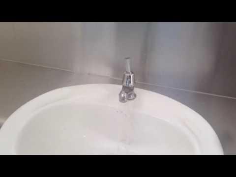 Crazy broken tap