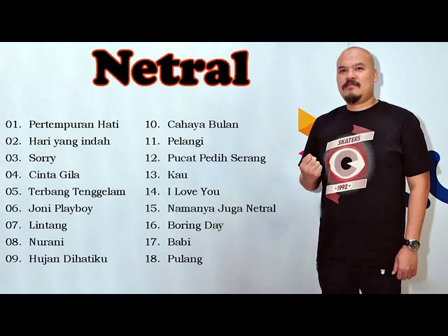 Download Lagu Band NETRAL [FULL ALBUM] MP3 Gratis