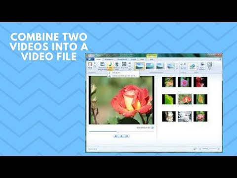 How to merge two videos with windows movie maker