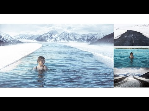 How To Blend Multiple Images Into One Composite   PhotoshopTutorial