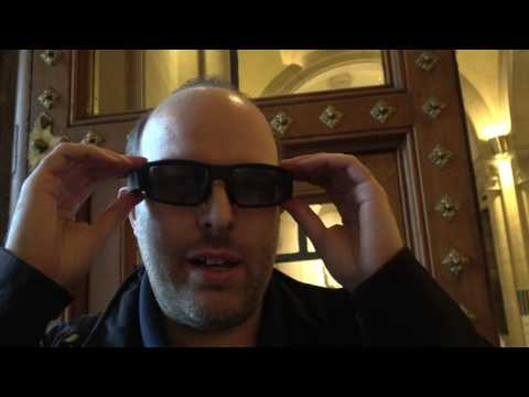 Vuzix Blade AR3000, coolest Augmented Smart Glasses yet with see-through waveguide technology