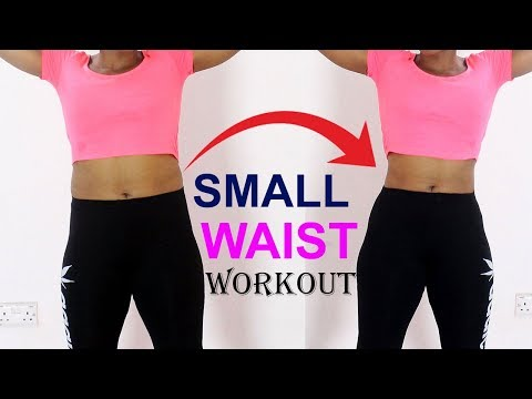 how to get a smaller waist fast|6 MINUTES Abs EXERCISES TO SHRINK WAIST | TINNY WAIST WORKOUT