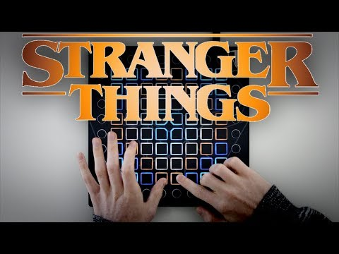 Stranger Things X Ariana Grande // Launchpad Mashup