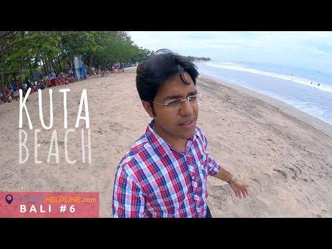 Kuta Beach, Bike taxi, Mobile sim - BYE BALI