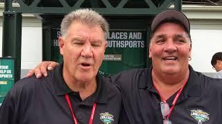 Toms River East coaches on Little League World Series reunion