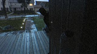a home invasion horror game..