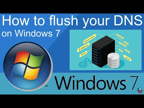 How to Flush Your DNS on Windows 7/Vista